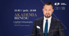MARCIN PROKOP W AKADEMII BIZNESU GALERII KATOWICKIEJ