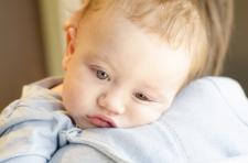 Jak pomóc niemowlęciu z grypą żołądkową