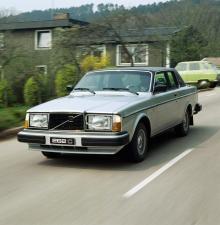 Niszowe Volvo 262C cieszyło się dużym uznaniem