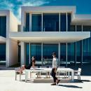 Meble outdoorowe - firmowy salon pod niebem