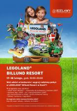 Rodzinny pobyt w LEGOLAND® Billund Resort od Centrum Handlowego Bielawy