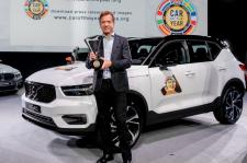 Volvo XC40 zdobywa tytuł Car of The Year