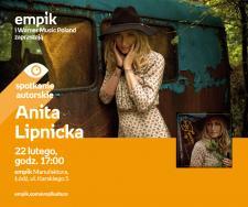 ANITA LIPNICKA - SPOTKANIE AUTORSKIE