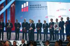 WIŚNIOWSKI nominatem Nagrody Gospodarczej Prezydenta RP