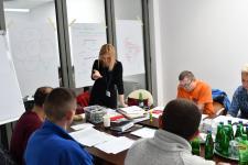 EKO-OKNA S.A. podnoszą kompetencje kierowników i brygadzistów