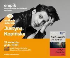 Justyna Kopińska | Empik Galeria Bałtycka