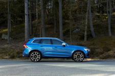 Volvo XC60 urosło, ale jest lżejsze