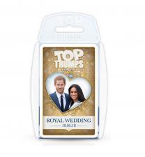 Meghan Markle i książę Harry na kartach Top Trumps!