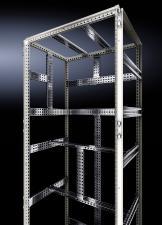 VX 25 od Rittal: Łatwiejszy montaż dzięki mniejszej złożoności