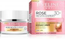 Eveline Cosmetics RÓŻANY KREM NAWILŻAJĄCO-WYGŁADZAJĄCY 30+ z serii ROSE REVITA EXPERT™
