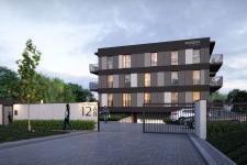 Apartamenty Zielony Sołacz z pozwoleniem na użytkowanie