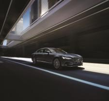 Volvo S90 też w wersji przedłużonej