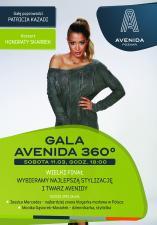 """Gala """"Avenida 360°"""" w Avenidzie Poznań"""