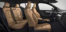 Volvo XC40 to całkowicie nowe podwozie, dużo miejsca w kabinie