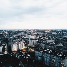 Spektakularny Wrocław z 55 metrów nad ziemią