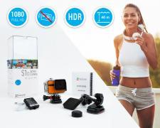Krok w krok za Tobą - kamery sportowe EZVIZ