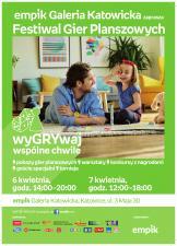 Festiwal gier planszowych   Empik Galeria Katowicka