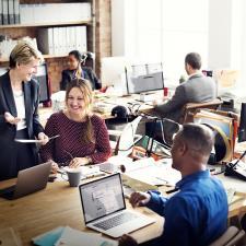 Dobra atmosfera w pracy. Jak stworzyć firmę, z której pracownicy nie chcą odchodzić