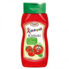 Ketchupik -  produkt dla najmłodszych od WSP Społem