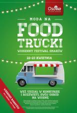 Centrum Handlowe Osowa zaprasza na Zlot Food Trucków i ogrodową promocję