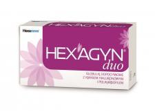 HEXAGYN duo – innowacyjne odkrycie w leczeniu kobiecych dolegliwości