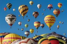 Wytwórnia wód i napojów Krynka sponsorem zawodów balonowych
