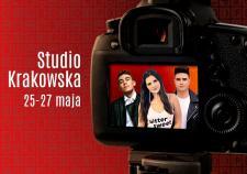 Studio Krakowska vol. 2, czyli gwiazdy Youtube'a w roli reporterów