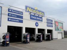 Centra samochodowe Norauto z systemem ERP Macrologic Merit