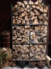 Jakie drewno do kominka?