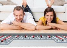 Ekspresowy montaż ogrzewania podłogowego – Knauf Therm Floor Heating