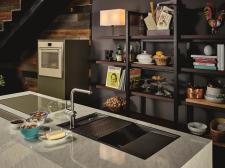 Kolekcja urządzeń kuchennych Frames by Franke Elegance
