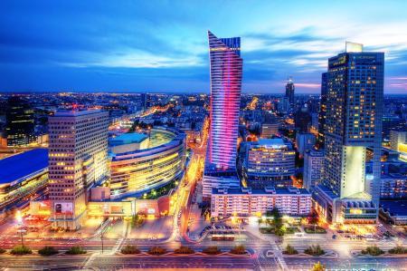 Warszawa fot. Walter Herz