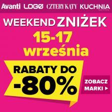 NoVa Park zaprasza na Weekend Zniżek