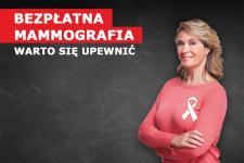 Badanie mammograficzne w Porcie Łódź