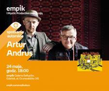 Artur Andrus   Empik Galeria Bałtycka