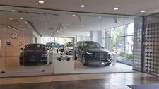 Showroom marki Volvo w Zielonej Górze