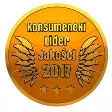 Komandor z dwoma nagrodami za 2017 rok
