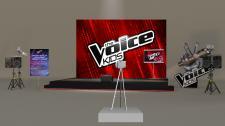 "Casting do programu ""The Voice Kids"" w Porcie Łódź"