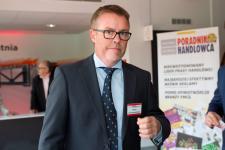 Kent Fogh Petersen, dyrektor generalny Netto Polska, osobowością polskiego handlu