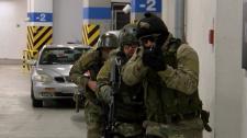 Antyterroryści odbili zakładników na Stadionie Narodowym – To była tylko symulacja