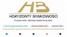 Horyzonty Bankowości 2018  – największe doroczne spotkanie środowiska bankowego i finansowego