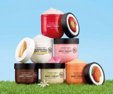 Odżywione ciało z Body Yogurts od The Body Shop