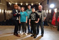 Mój Racibórz. Rozmowy Strefy na 800 lat – młodzi dziennikarze świętują jubileusz miasta