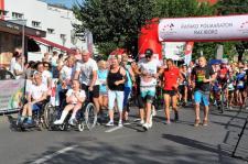 III Mini RAFAKO Półmaraton Racibórz - pobiegną sportowcy po przeszczepie serca