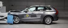Volvo XC60 wzorowe w ochronie dorosłych i dzieci