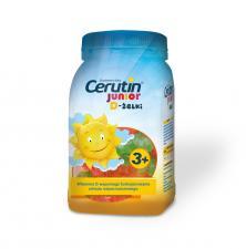 Cerutin Junior D-żelki – słońce w słoiku