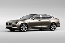 Volvo przenosi produkcję modelu S90 do Chin