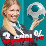 Przeżyj piłkarskie emocje z Lokatą Piłkarską Credit Agricole