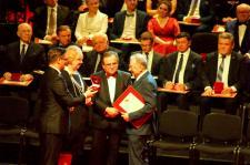 Raciborska Izba Gospodarcza otrzymała platynowy Laur Umiejętności i Kompetencji