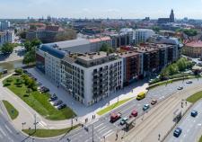 Jagiełły 6 we Wrocławiu. Ruszyła budowa